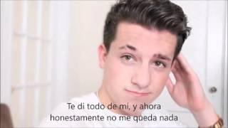 Charlie Puth- Dangerously Subtitulado al Español / Traducido al Español