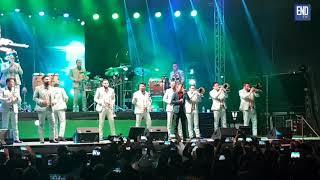 Nicaragüense canta con Banda El Recodo