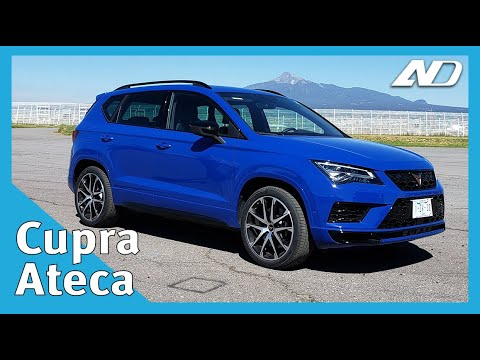 Cupra Ateca - Por fin manejamos el primer auto de esta marca