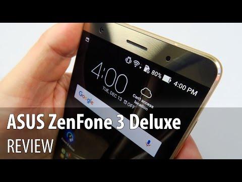 ASUS ZenFone 3 Deluxe Review în Limba Română