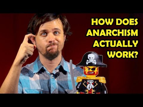 How would anarchism actually work in real life? (Part 1)