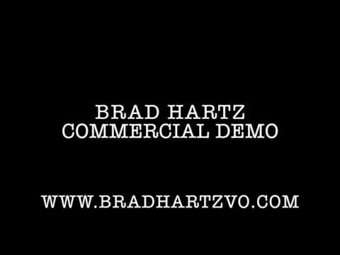 Brad Hartz Commercial Demo