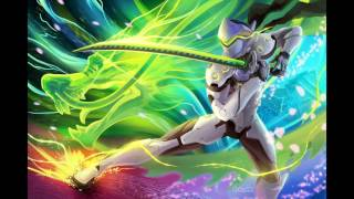 Nightcore - Overwatch Song - The Dragonblade - By Nerdout