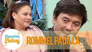 Magandang Buhay: Rommel's touching message for Karla