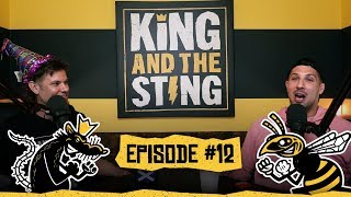 Pisces Brothers | King and the Sting w/ Theo Von & Brendan Schaub #12