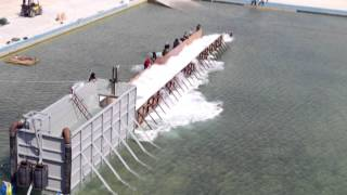 The Impossible 2012 Tsunami Disaster Movie Wave Special Effects Consultants - Edinburgh Designs Ltd