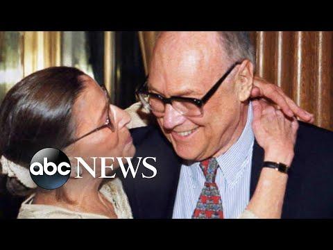 Ruth Bader Ginsburg's biggest advocate: Her husband | WNT