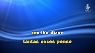 ♫ Karaoke TE AMANDO EM SEGREDO - Lucas & Mateus