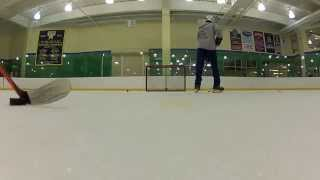 On Ice Double Snipe Show Feat. Logan Healy