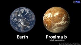 Exoplaneta Proxima b é potencialmente habitável