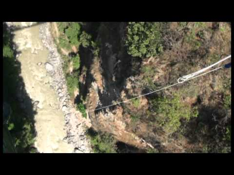 Bungee Jumping – The Last Resort, Nepal