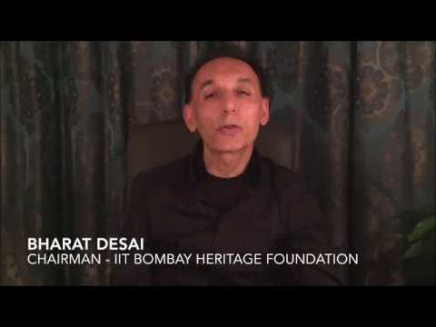 Bharat Desai Dec 2016 message