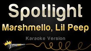 Mashmello x Lil Peep - Spotlight (Karaoke Version)