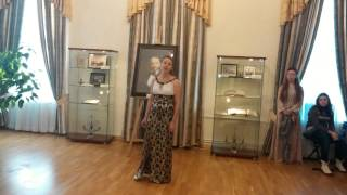"""Открытие выставки """"И.А.Гончаров и Симбирск""""."""