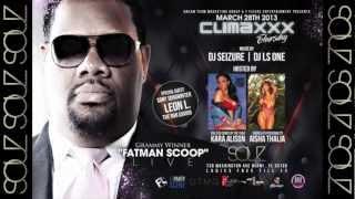 Fatman Scoop - LIVE @ Souz South Beach Spring Break 3/28/13 (PROMO)