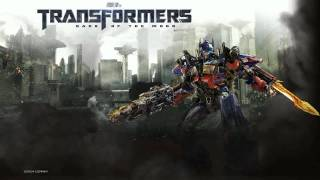Transformers 3: Dark of the Moon - Alternative Mix (Soundtrack) - HD (720p)