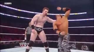 Sheamus vs R-Truth, Kofi Kingston & John Morrison