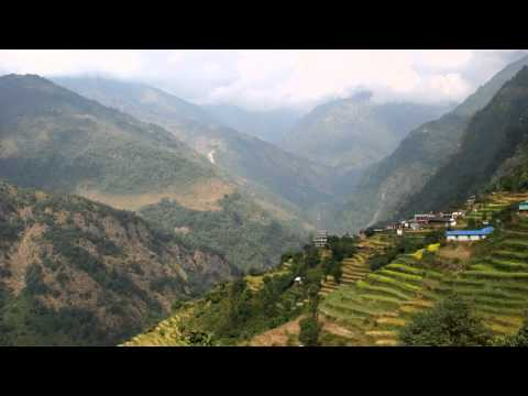 Viaje al  Santuario del Annapurna