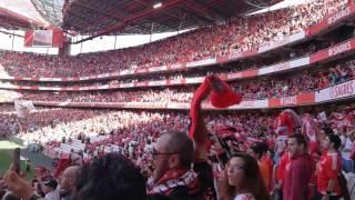 Hino Do Benfica! 2016/2017