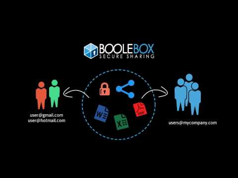 Share files with BooleBox
