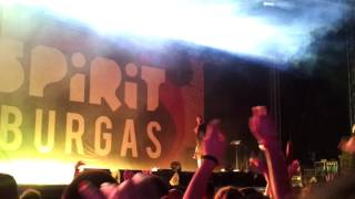 Dub Fx - Fly with me Live |  Spirit of Burgas 2013 | BULGARIA