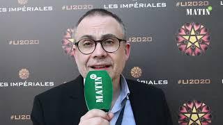 Les Impériales 2020 : déclaration de David Varnier, DGA Integer