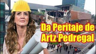 """Además de """"Economista"""", Andrea Legarreta Salió """"Arquitecta"""""""