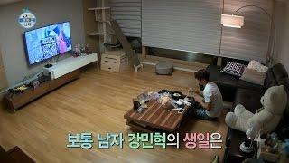 【TVPP】Minhyuk (CNBLUE) – Ordinary birthday night, 민혁(씨엔블루)– 평범한 생일 저녁 @ I live Alon