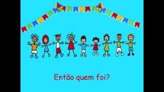 Músicas para o Jardim de infância - Na festa de São João