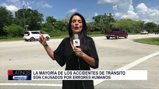 Demasiados accidentes de tránsito en el área