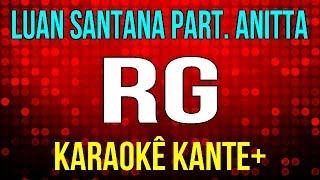 Karaokê - RG - Luan Santana & Anitta