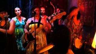 Maria Bonita Band, Bob Marley song Forro styles