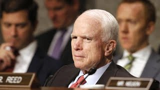 Experts say Senator McCain's cancer is aggressive, hard to treat