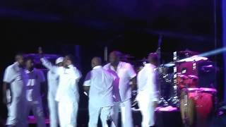 Maze ft. Frankie Beverly (LIVE) - Encore (Clip) @ Wolf Creek  Sat. 10-01-2016  J. Milton