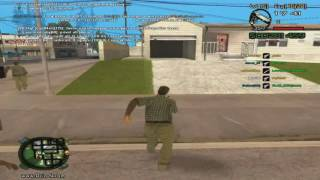 Стрела LCN vs Groove Street