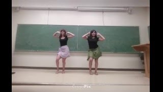 New Girl Choreo for Pate Pate