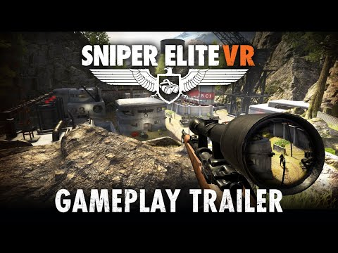 WTFF::: Sniper Elite VR release date set for July, will have awesome killcams