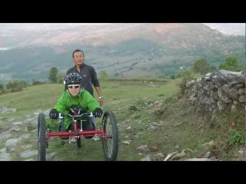Nepal 2012 Thulakot Sunrise Hike – The Ascent 3.mp4