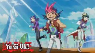 "Yu-Gi-Oh! ZEXAL Season 3 Opening Theme ""Halfway to Forever"""