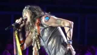 Aerosmith - Jaded - live Łódź 12 june 2014 - HD