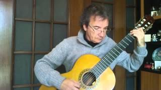 Perfidia (Classical Guitar Arrangement by Giuseppe Torrisi)