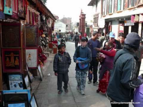 Dylan's and His Granddad's Shangri-La Trip to India, Nepal and Bhutan
