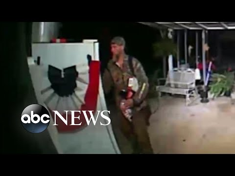 Doorbell camera helped lead to capture of escaped Tennessee
