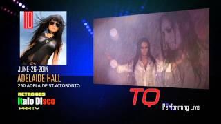 PROMO VIDEO Retro 80s Italo Disco Party in Toronto