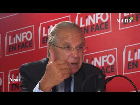 Video : L'Info en Face avec Mustapha Sehimi