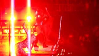 Black Eyed Peas - Boom Boom Pow LIVE Birmingham 1st June 2010 LG Arena