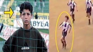 Cristiano Ronaldo Quando era Criança Jogando Bola ● Gols e Dibres ● HD