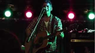 "Daniel Wade - ""Colleen"" live at Subterranean (2-9-13)"