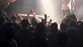 Blessthefall - To Hell & Back ft. Chris Motionless in White LIVE @ La Tulipe in Montreal
