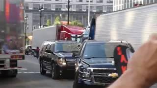 Paul McCartney MSG 9/17/2017 limo watch  入り待ち